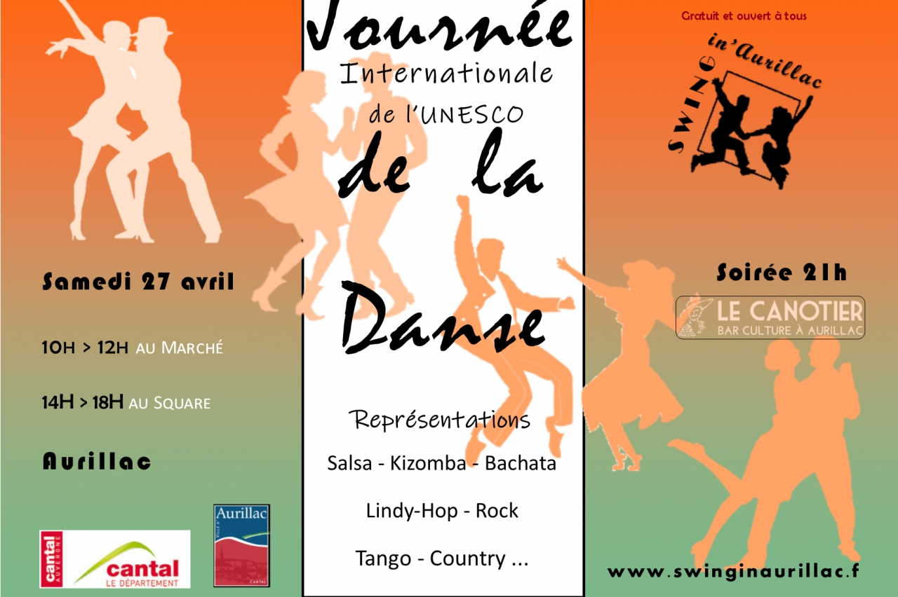 Aurillac : Swing in Aurillac