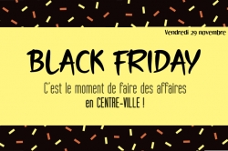 Aurillac : Black Friday !