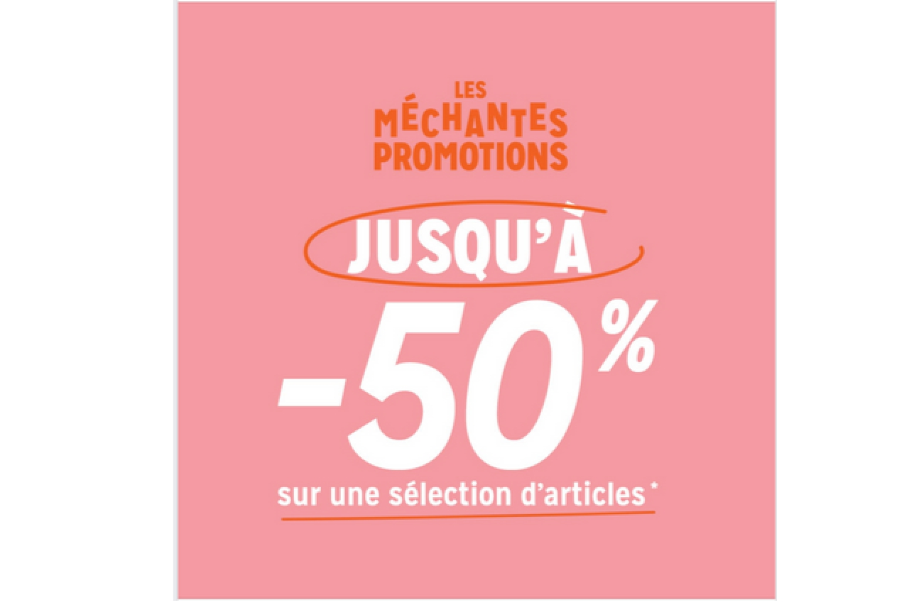 NAF NAF - Méchantes promotions