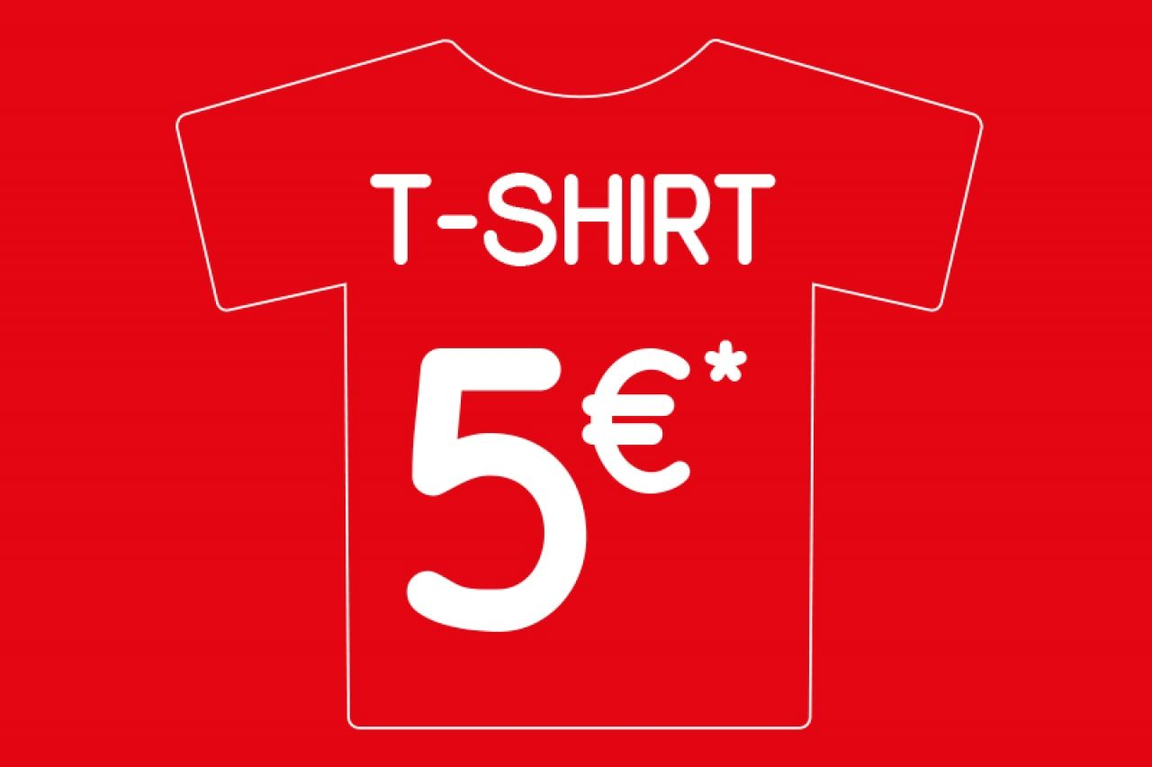 SERGENT MAJOR - T-shirts à 5 EUR