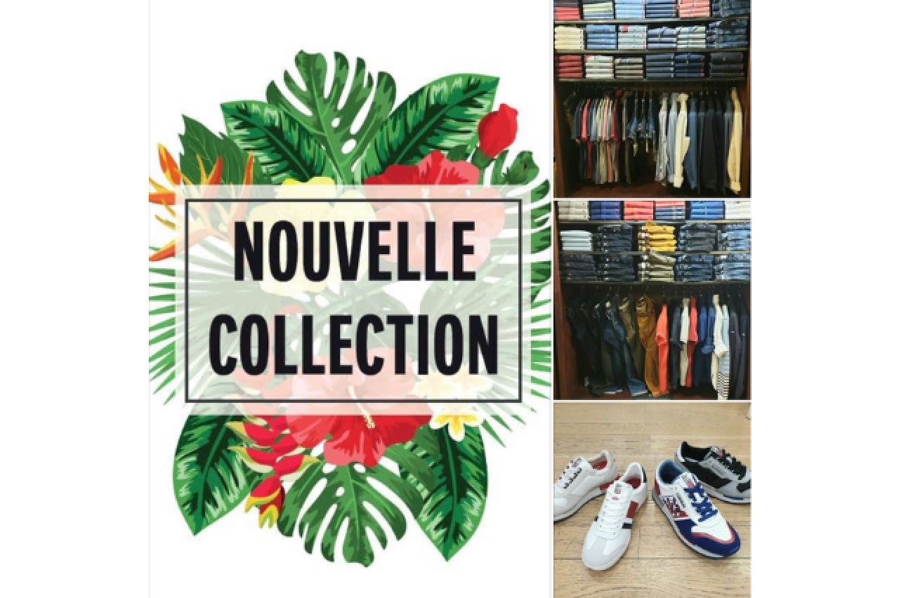PASSEE CROISEE - Nouvelle collection