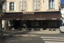 CAFE DE FRANCE -  Restaurants Aurillac
