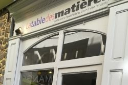 LA TABLE DES MATIERES -  Restaurants Aurillac