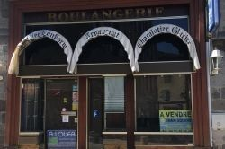 LOCAL DISPONIBLE (ex Boulangerie) - Locaux disponibles Aurillac