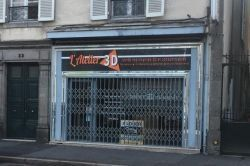 LOCAL DISPONIBLE  (ex Atelier 3D) - Locaux disponibles Aurillac