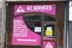 LOCAL DISPONIBLE (ex AZ SERVICES) - Locaux disponibles Aurillac