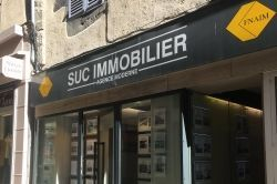 AGENCE SUC IMMOBILIER -  Immobilier Aurillac