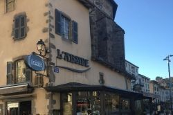 L'ABSIDE -  Restaurants Aurillac