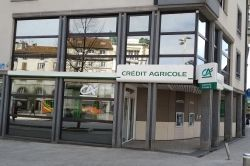 CREDIT AGRICOLE CENTRE FRANCE SAINT ELOI -  Services Aurillac