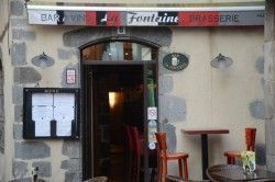 LA FONTAINE -  Restaurants Aurillac