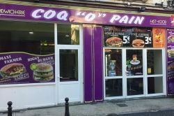 COQ AU PAIN -  Restaurants Aurillac